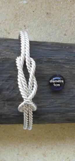 bracelet noeud de nigaud