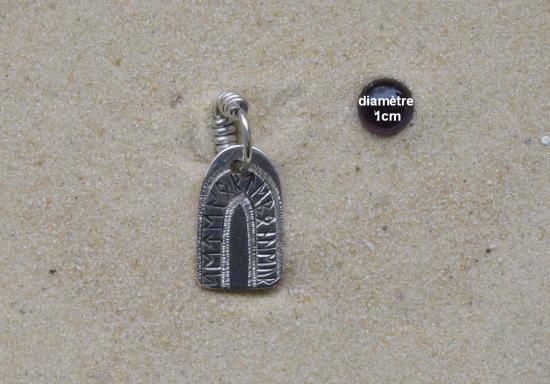 amulette viking porte bonheur
