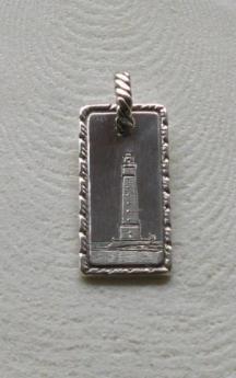 pendentif phare de Goury