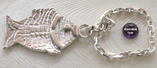 porte-clefs poisson