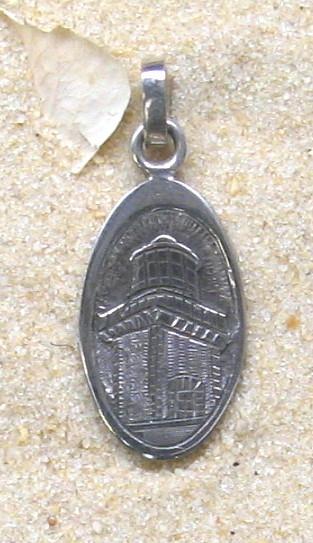 pendentif phare de Carteret