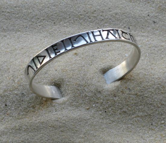 bracelet  mérovingien