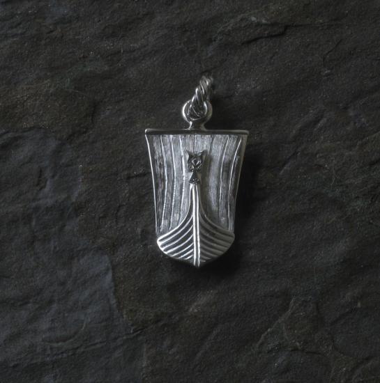 pendentif drakkar