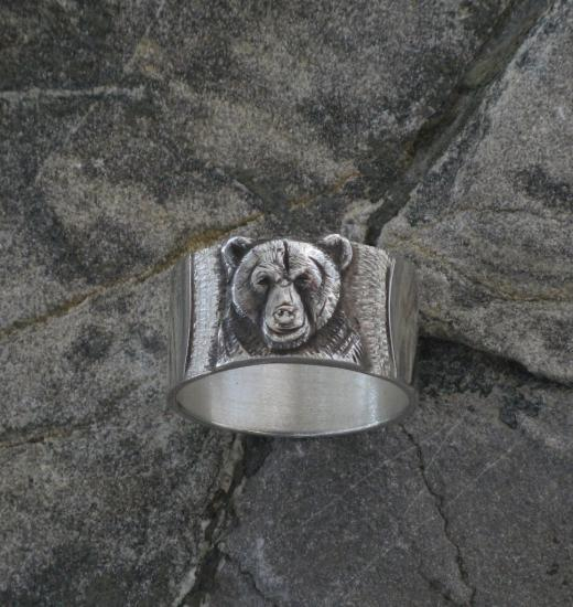 bague ours